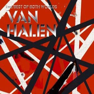 Van Halen - The Best of Both Worlds cover art