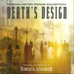 Diabolical Masquerade - Death's Design cover art