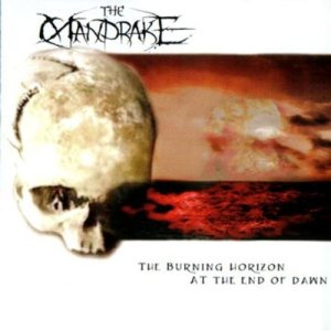 The Mandrake - The Burning Horizon at the End of Dawn cover art