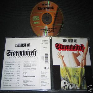 Stormwitch - The Best Of cover art