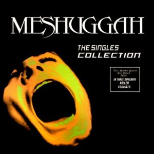 Meshuggah - The Singles Collection cover art