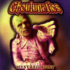 Ghoulunatics - Mystralengine cover art