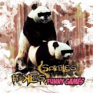 Spineless Fuckers - Funny Games cover art