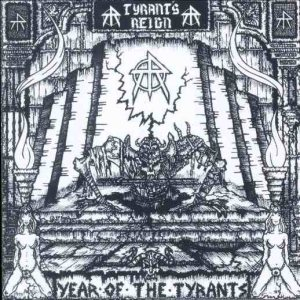 Tyrant's Reign - Year of the Tyrants cover art