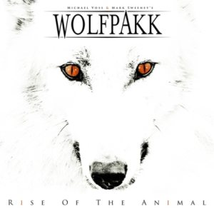 Wolfpakk - Rise of the Animal cover art
