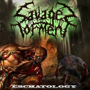 Savages Torment - Eschatology II cover art