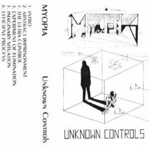 Myopia - Unknown Controls cover art