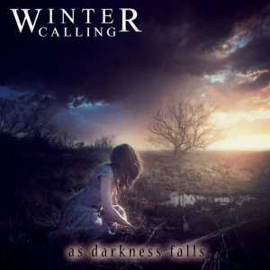 Winter Calling - As Darkness Falls cover art