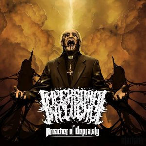 Impersonal Influence - Preacher of Depravity cover art
