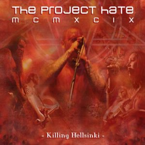 The Project Hate - Killing Hellsinki cover art