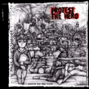 Protest The Hero - Search for the Truth 7 cover art