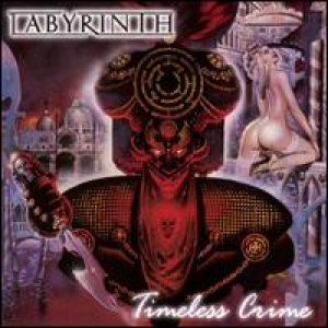Labyrinth - Timeless Crime cover art