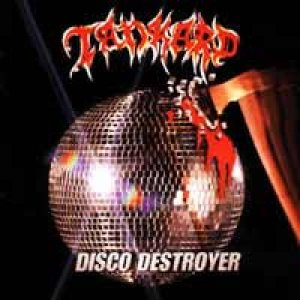Tankard - Disco Destroyer cover art
