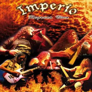 Imperio - Regreso Vivo cover art