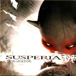 Susperia - Vindication cover art