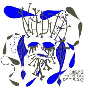 Nadja - Clinging to the Edge of the Sky cover art