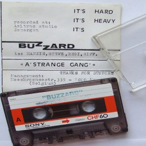 Buzzard - A Strange Gang cover art