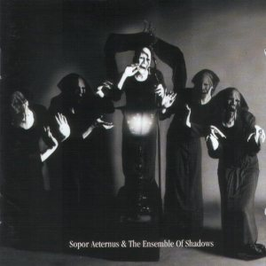 Sopor Aeternus and the Ensemble of Shadows - Dead Lovers' Sarabande (Face Two) cover art