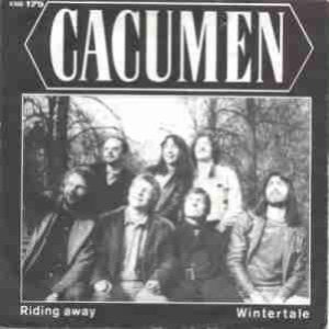 Cacumen - Riding Away / Wintertale cover art