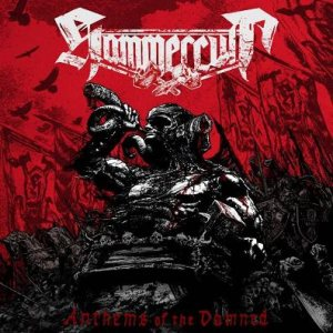 Hammercult - Anthems of the Damned cover art