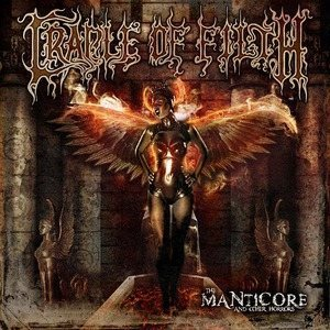 Cradle of Filth - The Manticore and Other Horrors cover art