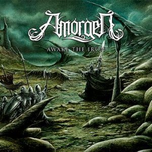 Amorgen - Awake the Iron cover art