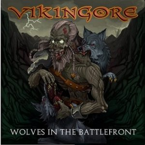 Vikingore - Wolves in the Battlefront cover art