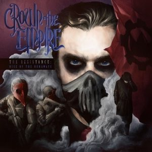 Crown the Empire - The Resistance: Rise of the Runaways cover art