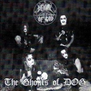 Denial of God - The Ghouls of DOG cover art