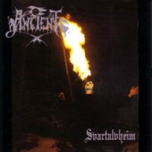 Ancient - Svartalvheim cover art