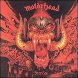 Motorhead - Sacrifice cover art