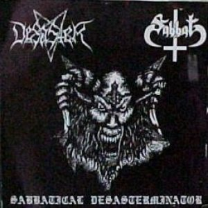Desaster - Sabbatical Desasterminator cover art