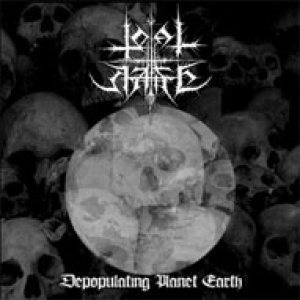 Total Hate - Depopulating Planet Earth cover art
