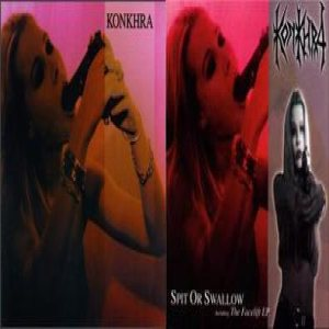 Konkhra - Spit or Swallow cover art