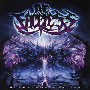 The Faceless - Planetary Duality cover art