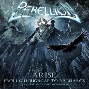 Rebellion - Arise: From Ginnungagap to Ragnarok - History of the Vikings, Vol. III cover art