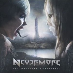 Nevermore - The Obsidian Conspiracy cover art