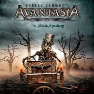 Avantasia - The Wicked Symphony cover art