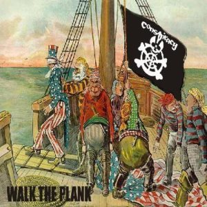 Conspiracy - Walk the Plank cover art