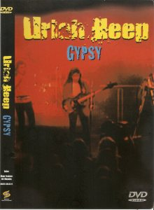 Uriah Heep - Gypsy cover art