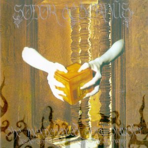 Sopor Aeternus and the Ensemble of Shadows - The inexperienced Spiral Traveller cover art
