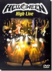 Helloween - High Live cover art