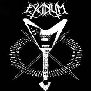 Excidium - Excidium cover art