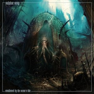 Sulphur Aeon - Swallowed by the Ocean's Tide cover art