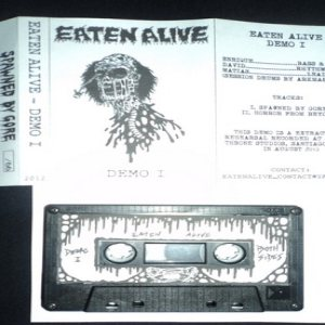 Eaten Alive - Demo I cover art
