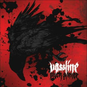 Vassline - Black Silence cover art