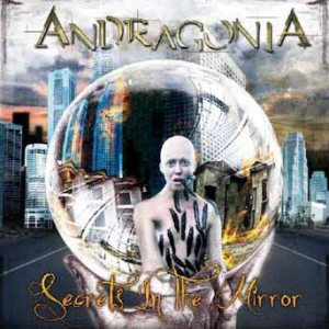 Andragonia - Secrets in the Mirror cover art