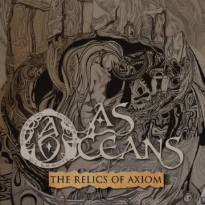 As Oceans - The Relics of Axiom cover art