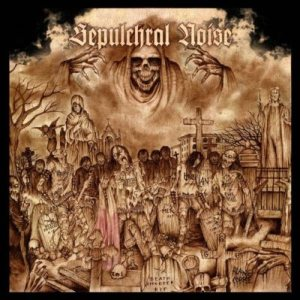 Bestial Possession / Hell Torment - Sepulchral Noise cover art