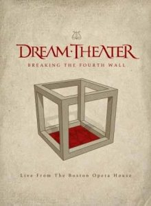 Dream Theater - Breaking the Fourth Wall cover art